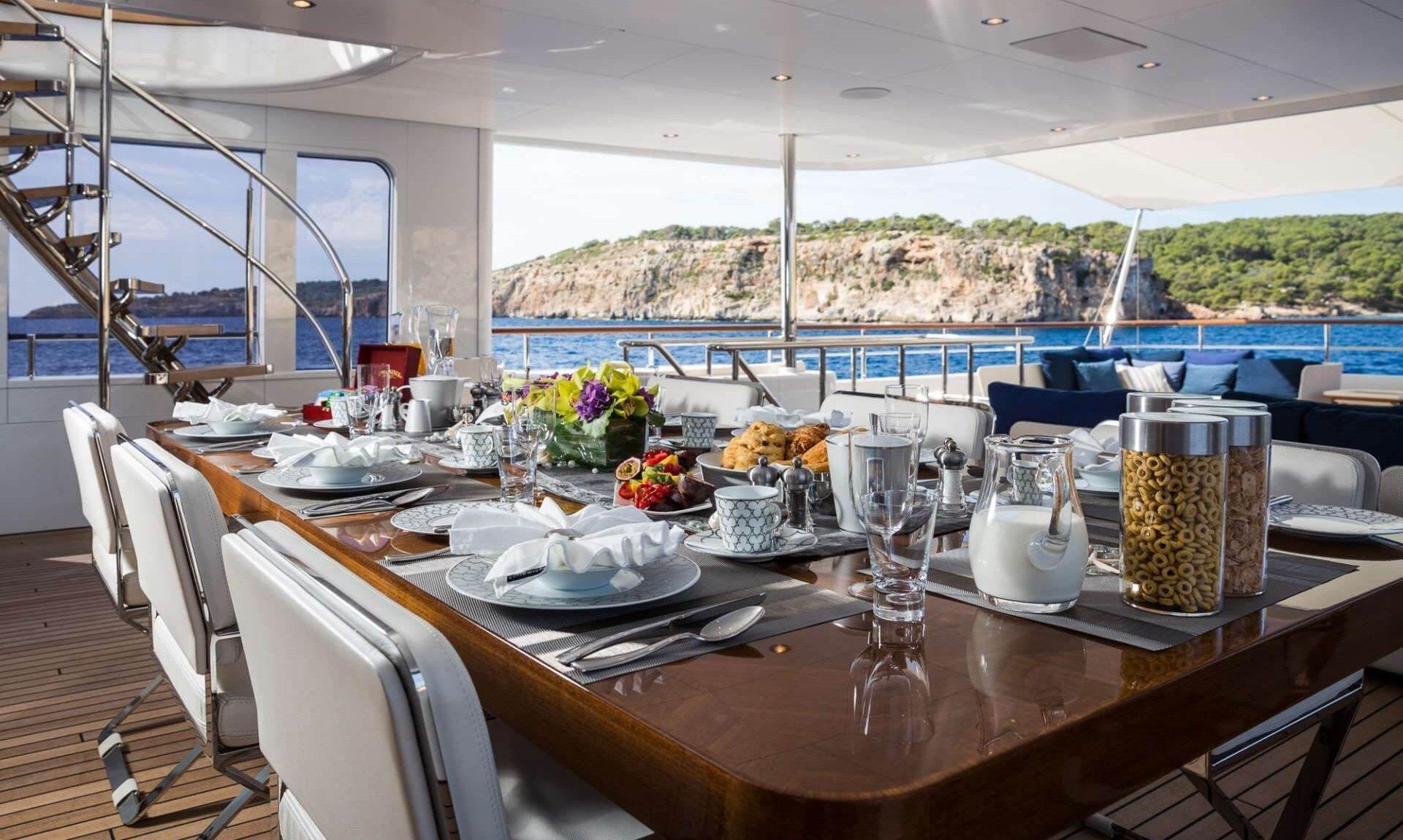 Yachting Jobs - Interior