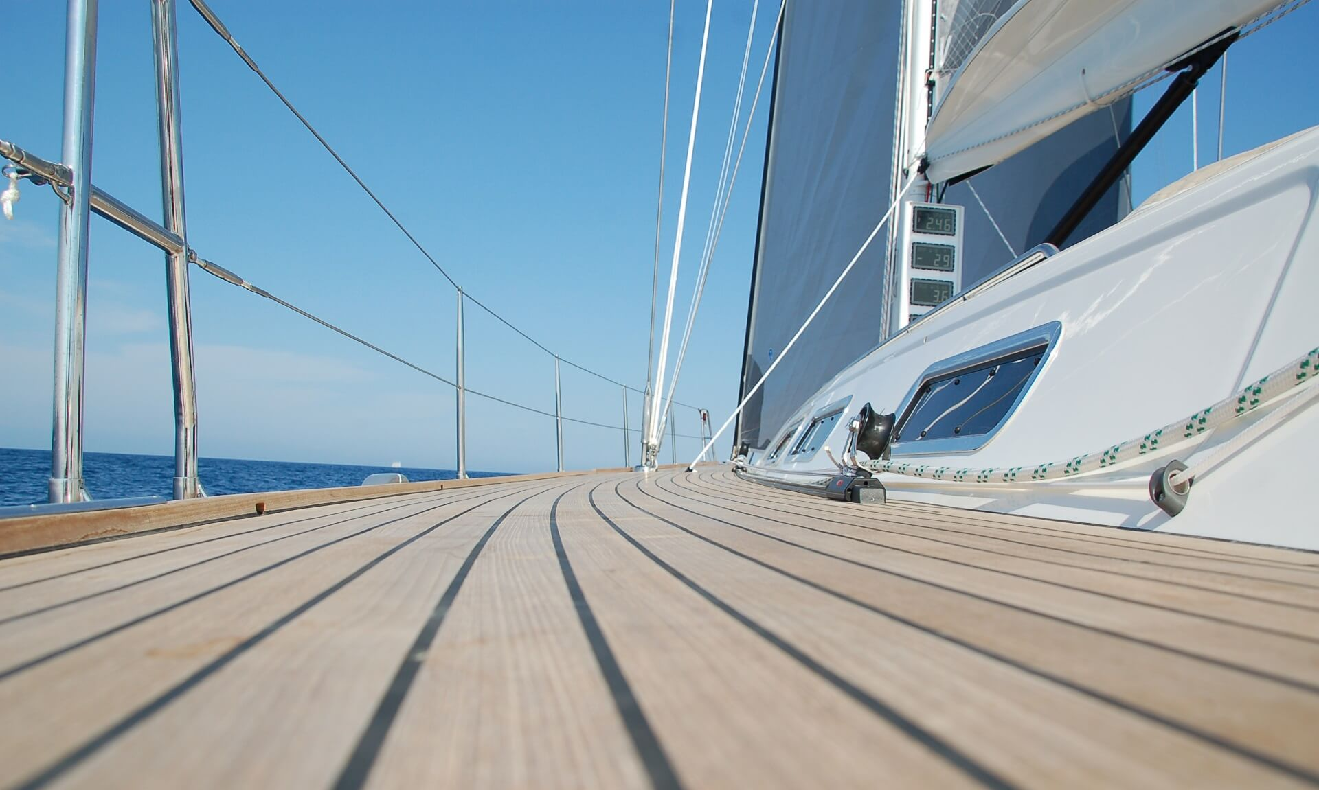 Yachting jobs - Deck